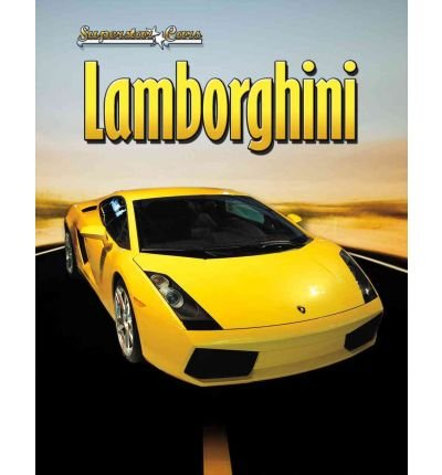 [( Lamborghini (Superstar Cars (Library)) - By Bow, James ( Author ) Library Binding Oct - 2010)] Library Binding