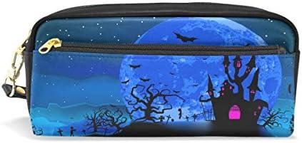 Trousse, durable, stylo Sac Maquillage Pouch Grande capacité Halloween d'étudiants B0749KJQZ4 | De Faire Le Meilleur Emploi De Matériaux Et Spécial Offre