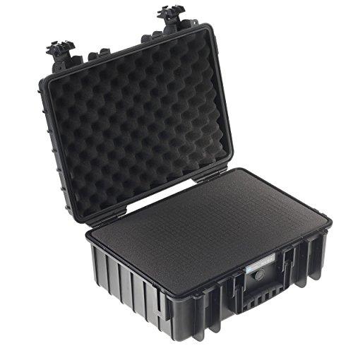 B&W outdoor.cases Typ 5000 mit Würfelschaum (SI) - Das Original