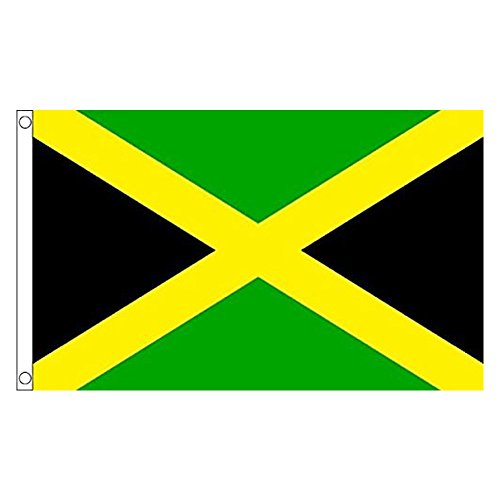 Bandiera Giamaicana 90 * 150cm 1pezzi