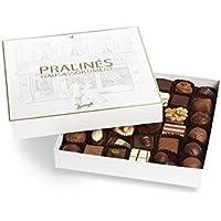 Confiserie Sprüngli Pralinés Hausassortiment: klassische Sprüngli-Pralinen, exquisit verpackt, 36 Stück