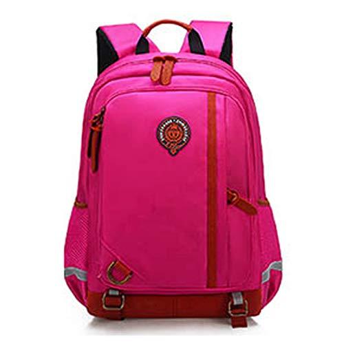Schulrucksack Mode Kinder Teenager Studenten Kinderrucksack Mädchen Junge Leichte Schulranzen Blumen Schultasche Rucksack Daypack Draussen Freizeit Allence -