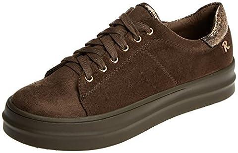 Refresh 063689, Chaussures femme - marron - Marron (taupe), 40 EU