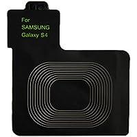 QI ultrafino cargador inalámbrico módulo receptor para Samsung Galaxy S4 I9500 accesorio de carga