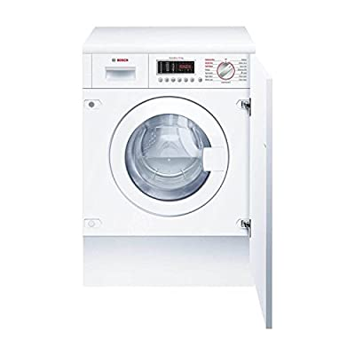 Bosch WKD28541GB 7kg Wash 4kg Dry 1400rpm Integrated Washer Dryer by Bosch