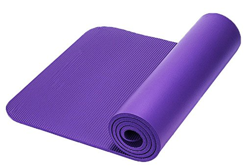 Westeng Tapis Yoga Tapis De Sol Antidérapant Pour Sports Fitness Gym