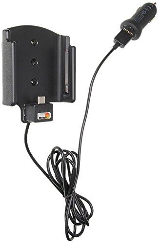 Preisvergleich Produktbild Brodit 521966KFZ-Halterung mit KFZ-Adapter und USB-Kabel für Samsung Galaxy S8