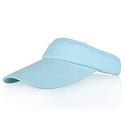 Blau Sonnenblenden für Frauen