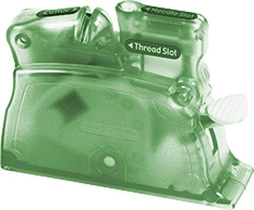 Clover MID(H23,4,10) Tisch-Nadeleinfädler Profi, grün -