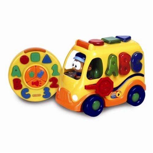 Shelcore - Learn 'n Go R/C School Bus by Shelcore (Go Go School Bus)