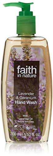 Faith In Nature Lavender & Geranium Soothing Natural Hand Wash 300ml