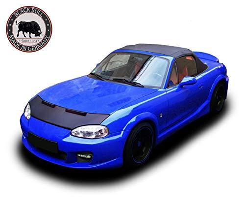 Preisvergleich Produktbild Steinschlagschutz CARBON für MX 5 Tuning Haubenbra Automaske Car Bra Front Mask Cover NEU