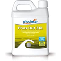 PM-675 Phos-out 3XL: eliminador ultraconcentrado de fosfatos de la Piscina. Botella 0,8 Kg.