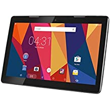 Hannspree HANNSpad 133 Titan 2 16GB Negro - Tablet (Tableta de tamaño completo, Android, Pizarra, Android, Negro, Ión de litio)