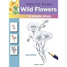 How to Draw Wild Flowers: in simple steps by Janet Whittle (2011-04-01)