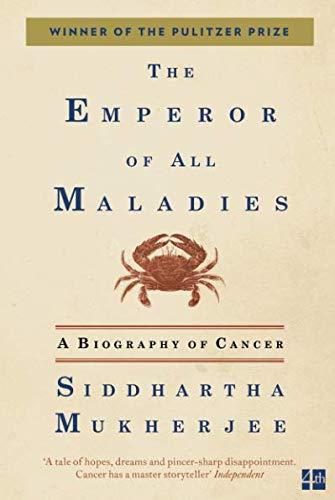 The Emperor Of All Maladies (Fourth Estate) por Scott Weiland