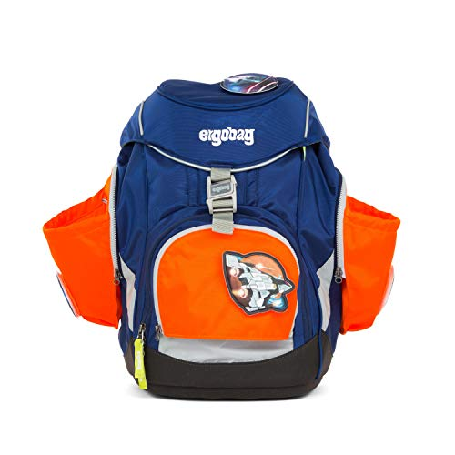 Ergobag ERG-PPK-001-601 Wickelrucksack, Unisex, Orange