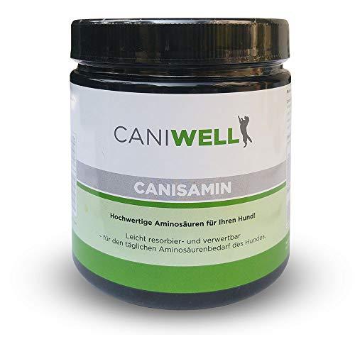 Caniwell Canisamin Hochwertige Aminosäuren für Ihren Hund 250 Tabs / 400g -