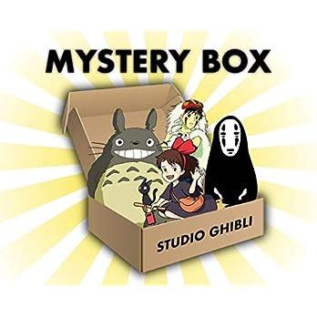 Mysteriöse Schachtel Ghibli Anime Fan Kasten