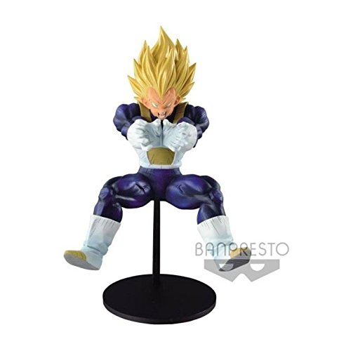 Figura banpresto Dragon Ball Vegeta Final f 16 cm