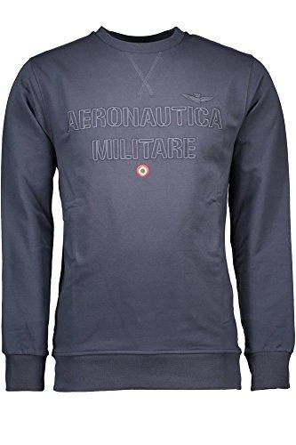 AERONAUTICA MILITARE CF_AM-HS9000 Sweatshirt ohne Reißverschluss Harren blau 102 Dismal L