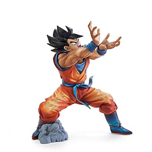 Ban Presto - Figurina Dragon Ball Son Goku Super Kamehameha