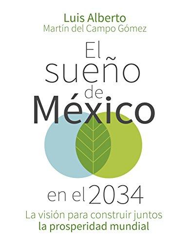 El Sueño de México en el 2034: La Visión Para Construir Juntos la Prosperidad Mundial
