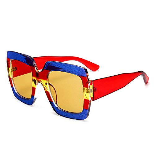 Sport-Sonnenbrillen, Vintage Sonnenbrillen, Fashion Sunglasses Women Square Sun Glasses Men Travel Uv Big Sunglasses Shades