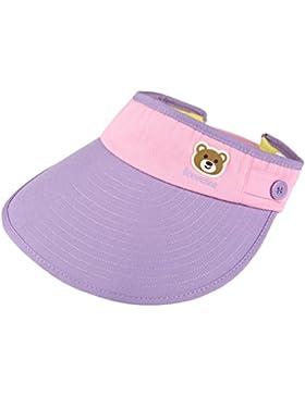 Vbiger Transpirable Sombrero de Sol Gorro Verano para Niño Niña