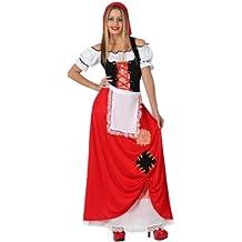 Atosa - Disfraz de campesina para mujer, talla 38 (8422259172482)