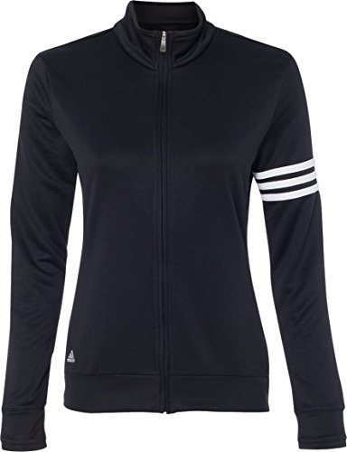 Adidas Ladies 3-stripes Full Zip Pullover Jacket A191