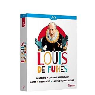 Coffret Louis de Funès - 5 films [Blu-ray] [Import italien] (B0733S4HQ4) | Amazon Products