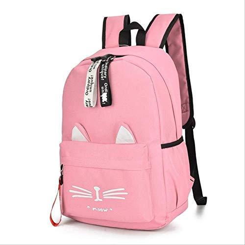 LINADEBAO Neue Ankunft Student Schultaschen Für Teenager Mädchen Multifunktions Laptop Schulrucksack Frauen Rucksäcke Mädchen Tasche rosa - 30 Frauen Nike Pegasus