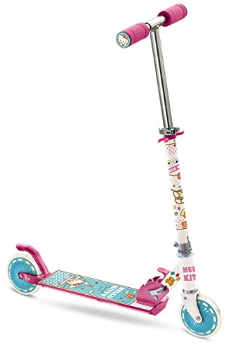 Patinete Hello Kitty aluminio