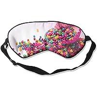 Eye Mask Eyeshade Colorful Candys Sleep Mask Blindfold Eyepatch Adjustable Head Strap preisvergleich bei billige-tabletten.eu