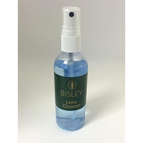 Bisley Limpiador De Lentes Solution 100ml Bomba