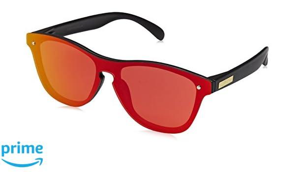 Paloalto Sunglasses p40003.13Brille Sonnenbrille Unisex Erwachsene, Rot