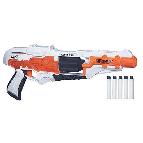 Hasbro B7400 Nerf Doomlands Impact Zone Longarm (Nerf N-Strike Elite kompatibel)