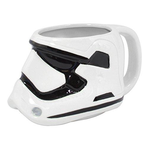 Star Wars 25253 - Storm Trooper 3D Keramiktasse in Geschenkpackung, 8 x 10 cm Preisvergleich