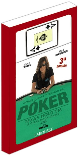Como jugar y ganar al poker  / How to Play and Win at Poker (Ocio / Entertainment) por From Larousse Editorial, S.a.