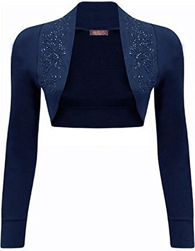 Fashion charming - Camicia -  donna blu navy