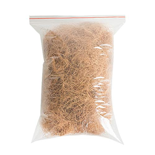 Gebuter Coconut Husk Fiber Orchids Crafts Pet Bedding Insect-Proof Protect Plants Maintain Soil Temperature