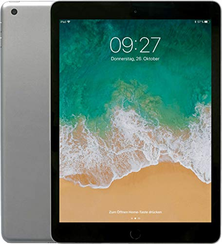Apple iPad 6 2018 Wi-Fi-Space Gray 32GB (Generalüberholt)