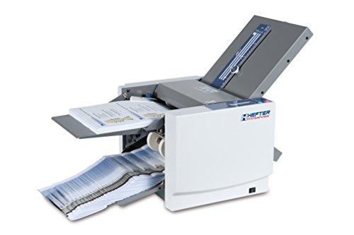 Hefter Systemform TF MEGA-S Folding Machine with Conveyor Stacker Upto 6900 Folds Light/ Dark Grey