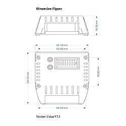 Magideal 10A 12V/24V Solar LCD Panel Battery Auto Regulator Charge Controller Black
