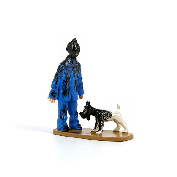 PIXI Figura de colección Moulinsart: Tintín Trío 46220 (2006) 2