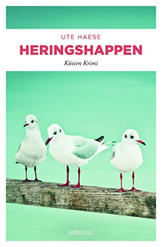 Buchseite und Rezensionen zu 'Heringshappen: Küsten Krimi' von Ute Haese