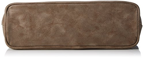 Tamaris KHEMA Shoulder Bag 1599162 Damen Schultertaschen 32x22x10 cm (B x H x T) Beige (taupe comb 349)