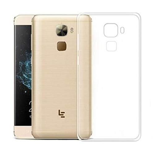 Todo Phone Store Funda TPU 100% Transparente Silicona Gel Lisa para LEECO LE Pro 3 X720