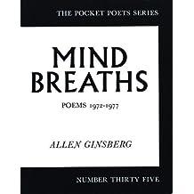 Mind Breaths: Poems 1972-1977: Poems, 1972-77 (City Lights Pocket Poets Series)